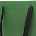 オリジナル紙袋 ハンドルはアクリル平紐