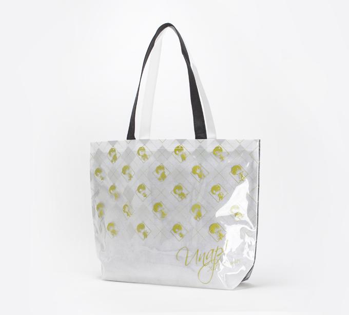 C92-028 オリジナル不織布PVCバッグ